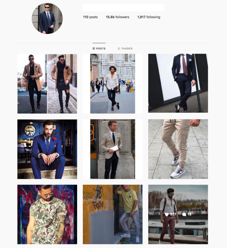 Buy a Men's Fashion Account with Real Followers and Usernames. We have the best instagram accounts for sale, check our reviews from previous buyers on our accounts on sale. You won't regret it!