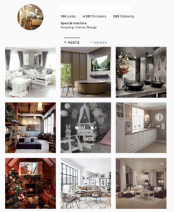 Buy a Interior Design Account with Real Followers and Usernames. We have the best instagram accounts for sale, check our reviews from previous buyers on our accounts on sale. You won't regret it!