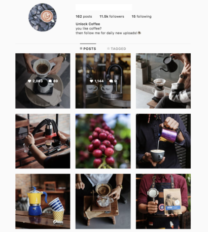 Buy a Coffee Account with Real Followers and Usernames. We have the best instagram accounts for sale, check our reviews from previous buyers on our accounts on sale. You won't regret it!