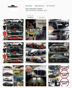 Buy a Cars Instagram Account with Real Followers and Usernames. We have the best instagram accounts for sale, check our reviews from previous buyers on our accounts on sale. You won't regret it!