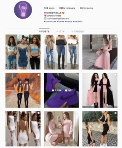 Buy Women Instagram Account with Real Engagements, Users and Username. Our Instagram Account for Sale are the best on the market!