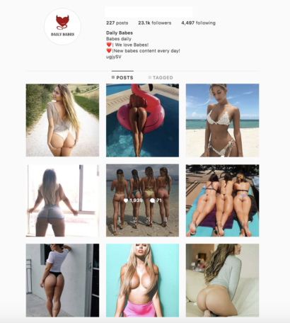 Buy Hot Babe and Model Instagram Account from SurgeGram. We have the best Instagram Accounts for sale right now with Real Engagements and Followers!