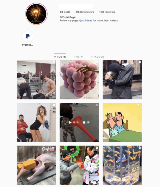 Buy Viral Instagram Accounts with Real Username and Engagements. See our 5 star Reviews on our Google Business Page. Instagram Accounts for Sale