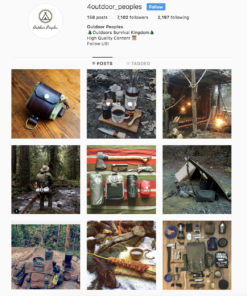 Buy Outdoors Instagram Accounts with Real Username and Engagements. See our 5 star Reviews on our Google Business Page. Instagram Accounts for Sale