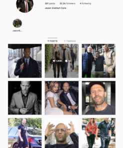 Buy a Celebrities Account with Real Followers and Usernames. We have the best instagram accounts for sale, check our reviews from previous buyers on our accounts on sale. You won't regret it!