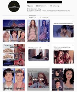 Buy Celebrity Instagram Accounts for Sale