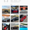 Buy Cars Instagram Accounts for Sale