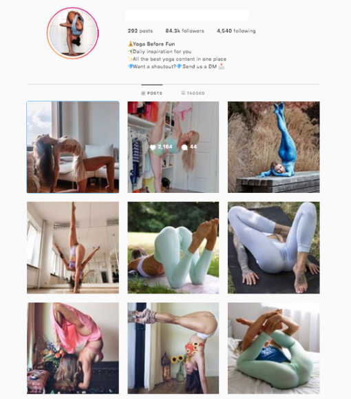 Buy Yoga Instagram Account with Real Followers and Engagements. See our 5 star Reviews on our Google Business Page. #1 Trusted Instagram Account Seller