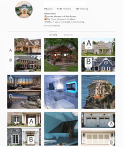 Buy Houses Instagram Account with Real Followers and Engagements. See our 5 star Reviews on our Google Business Page. #1 Trusted Instagram Account Seller