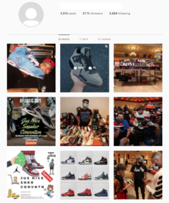 Buy Instagram Account from SurgeGram
