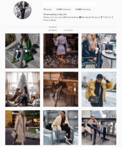 Buy a Fashion Instagram Account with Real Followers and Engagements. See our 5 star Reviews on our Google Business Page. #1 Trusted Instagram Account Seller